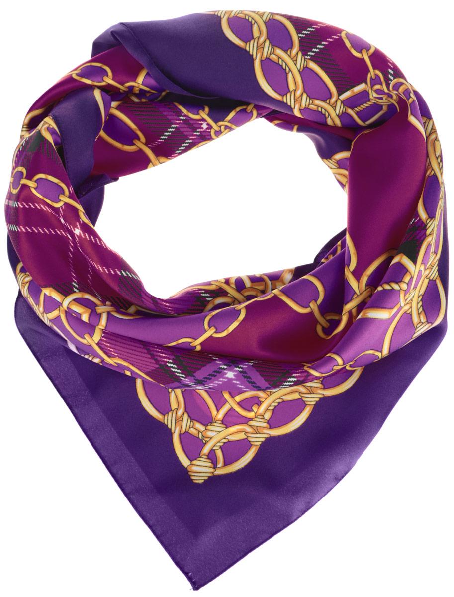 Платок3914683-2Изысканный и невероятно красивый женский платок Venera изготовлен из полиэстера, станет настоящей находкой для утонченных леди. Насыщенный цвет подчеркнет вашу изысканность, анималистический принт добавляет нотку экзотичности, а рисунок ремешков завораживает нестандартностью. Классическая квадратная форма позволяет носить платок на шее, украшать им прическу или декорировать сумочку. Платок Venera превосходно дополнит любой наряд и подчеркнет ваш неповторимый вкус и элегантность.