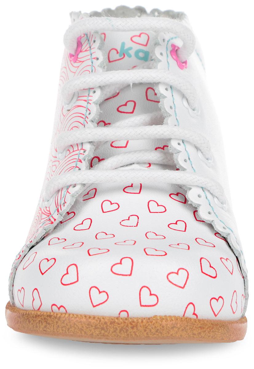 Ботинки для девочки. 10105
