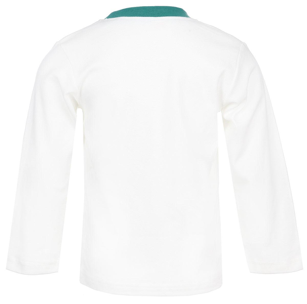 Комплект для мальчика: футболка с длинным рукавом, куртка, брюки. 104253RD-28