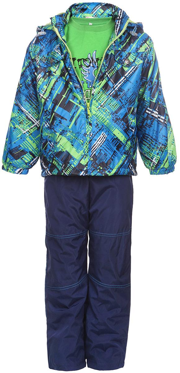 Комплект верхней одежды111606RD-14