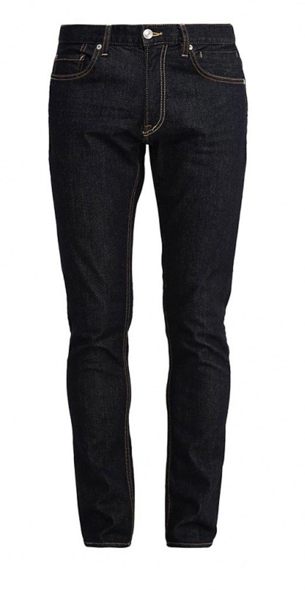 ДжинсыEQYDP03170-BSNWСтильные мужские джинсы Quiksilver, изготовленные из эластичного хлопка застегиваются на пуговицу и ширинку на застежке-молнии, имеются шлевки для ремня. Спереди модель оформлена двумя глубокими вшитыми карманами и двумя небольшими секретными кармашками, а сзади - двумя накладными карманами.