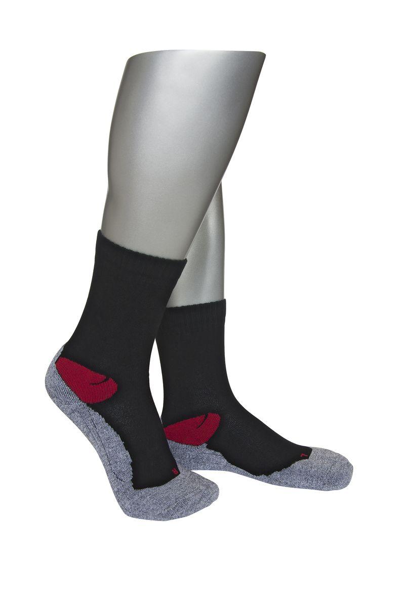 АМ-4000Мужские спортивные носки Askomi Sport выполнены из сочетания хлопка и функциональных волокон - поликолона и эластана. Эргономичная модель имеет анатомическую форму носка для левой и правой ноги. Плюшевая стопа смягчает ударные нагрузки на ногу.