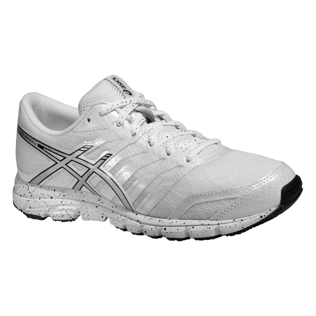 Кроссовки для бега женские GEL-ZARACA 4. T5K8Q-0193T5K8Q-0193Система амортизации ASICS Гель в пятке; Съемная стелька; Колодка California