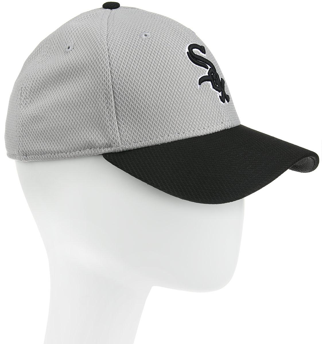 Бейсболка Chicago White Sox. 11210303-BLK11210303-BLKСтильная бейсболка New Era Chicago White Sox, выполненная из полиэстера, идеальна для каждодневного использования. Модель с комфортной и мягкой посадкой на голове надежно защитит вас от солнца и ветра. Бейсболка имеет классическую конструкцию из шести панелей и специальные вентиляционные отверстия. Изделие оформлено объемной вышивкой. Превосходное качество и высочайший комфорт сделали эту бейсболку очень популярной. Эта модель станет отличным аксессуаром и дополнит ваш повседневный образ.