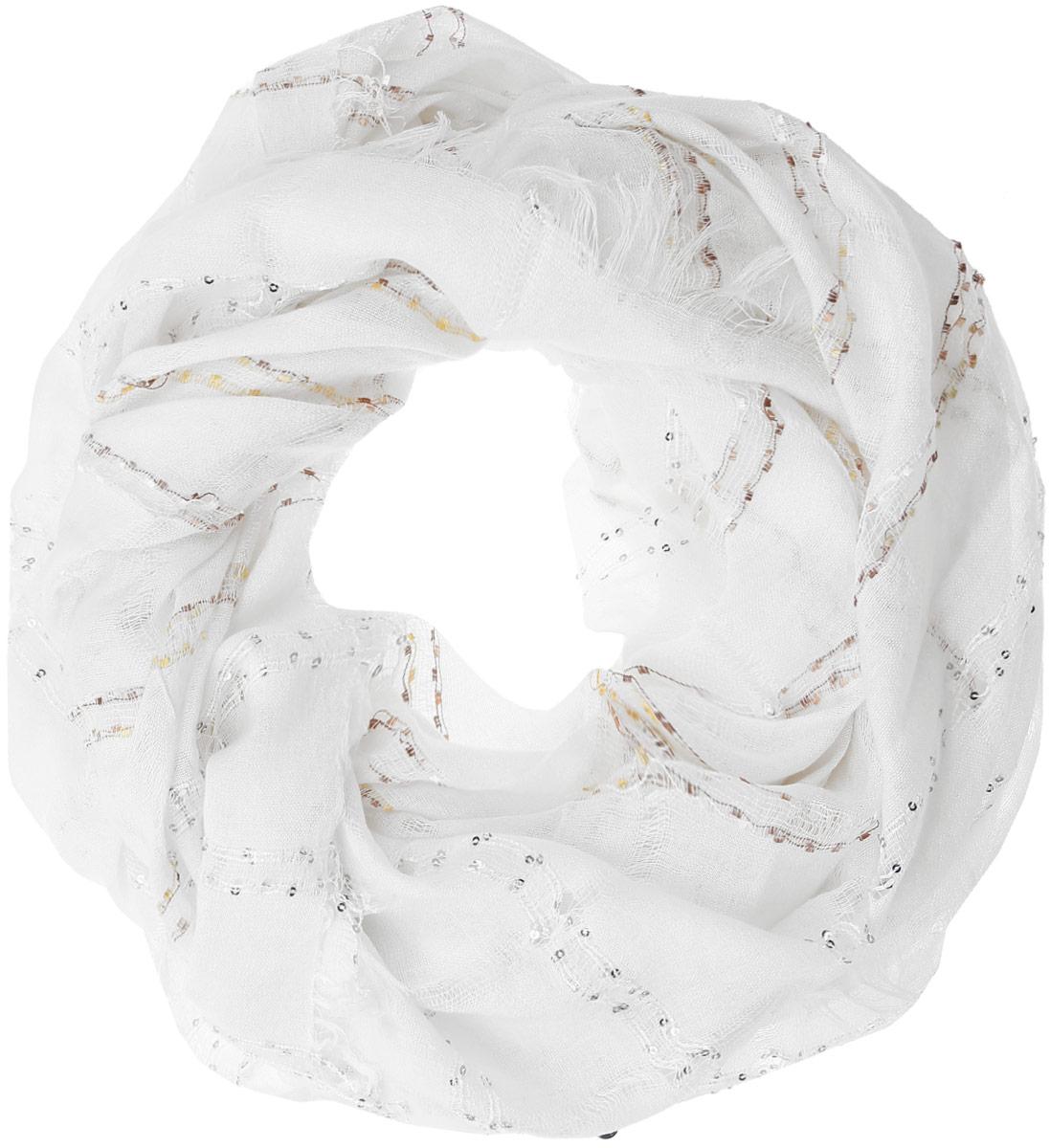 5Y-1602Стильный женский платок Moltini станет великолепным завершением любого наряда. Платок изготовлен из 100% вискозы. Он украшен бахромой и оформлен оригинальными полосками и пайетками. Классическая квадратная форма позволяет носить его на шее, украшать прическу или декорировать сумочку. Мягкий и легкий платок поможет вам создать оригинальный женственный образ. Такой платок превосходно дополнит любой наряд и подчеркнет ваш неповторимый вкус и элегантность.