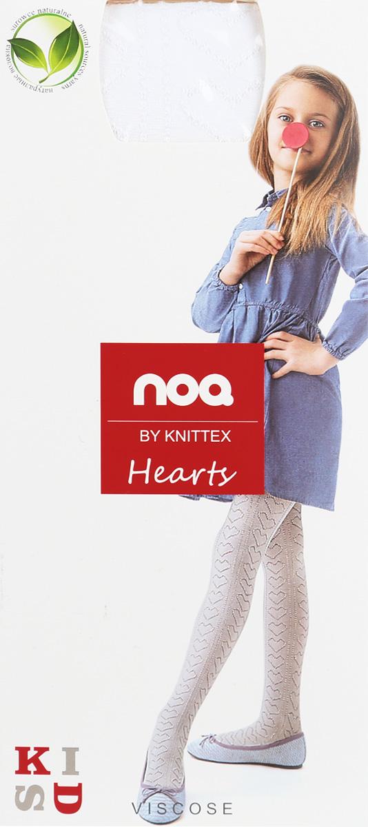 Колготки для девочки HeartsHEARTSКлассические детские колготки Knittex Hearts изготовлены специально для девочек. Плотные колготки с продольным рельефным узором в виде сердечек имеют широкую резинку и комфортные плоские швы. Теплые и прочные, эти колготки равномерно облегают ножки, не сдавливая и не доставляя дискомфорта. Эластичные швы и мягкая резинка на поясе не позволят колготам сползать и при этом не будут стеснять движений. Входящие в состав ткани полиамид и эластан предотвращают растяжение и деформацию после стирки. Однотонная расцветка позволит сочетать эти колготки с любыми нарядами маленькой модницы. Классические колготки - это идеальное решение на каждый день для прогулки, школы, яслей или садика. Такие колготки станут великолепным дополнением к гардеробу вашей красавицы.