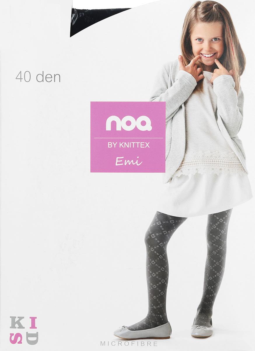 Колготки для девочки EmiEMIКлассические детские колготки Knittex Emi изготовлены специально для девочек. Колготки средней плотности с рельефным узором в ромбик кошечек имеют широкую резинку и комфортные плоские швы. Теплые и прочные, эти колготки равномерно облегают ножки, не сдавливая и не доставляя дискомфорта. Эластичные швы и мягкая резинка на поясе не позволят колготам сползать и при этом не будут стеснять движений. Входящие в состав ткани полиамид и эластан предотвращают растяжение и деформацию после стирки. Однотонная расцветка позволит сочетать эти колготки с любыми нарядами маленькой модницы. Классические колготки - это идеальное решение на каждый день для прогулки, школы, яслей или садика. Такие колготки станут великолепным дополнением к гардеробу вашей красавицы.