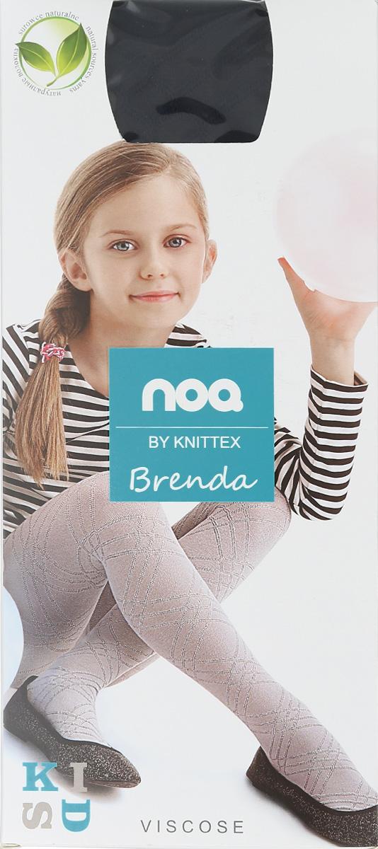 Колготки для девочки BrendaBRENDAКлассические детские колготки Knittex Brenda изготовлены специально для девочек. Плотные колготки с оригинальным узором в крупную клетку имеют широкую резинку и комфортные плоские швы. Теплые и прочные, эти колготки равномерно облегают ножки, не сдавливая и не доставляя дискомфорта. Эластичные швы и мягкая резинка на поясе не позволят колготам сползать и при этом не будут стеснять движений. Входящие в состав ткани полиамид и эластан предотвращают растяжение и деформацию после стирки. Однотонная расцветка позволит сочетать эти колготки с любыми нарядами маленькой модницы. Классические колготки - это идеальное решение на каждый день для прогулки, школы, яслей или садика. Такие колготки станут великолепным дополнением к гардеробу вашей красавицы.