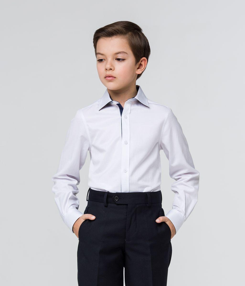 Рубашка для мальчиков. SSFSB-629-13836-200SSFSB-629-13836-200