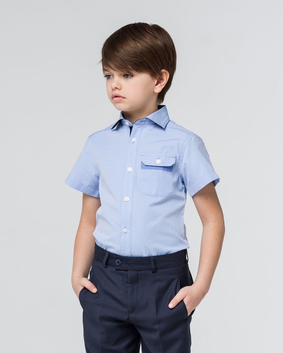 Рубашка для мальчиков. SSFSB-629-13931-319SSFSB-629-13931-319