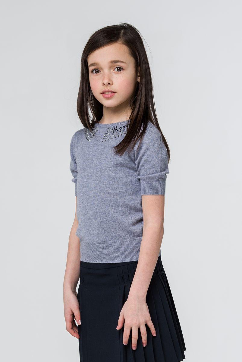 Джемпер для девочек. SSFSG-627-24921-302