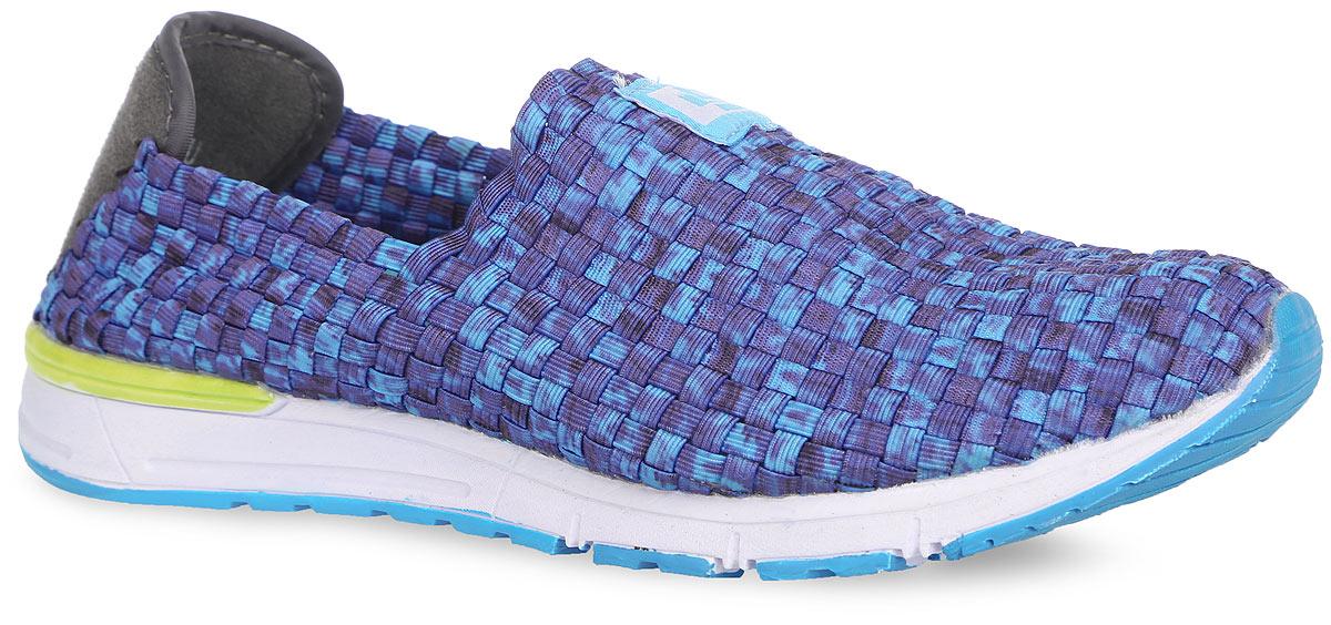 201-02-RS-01-TUТрендовые кроссовки от Calipso заинтересуют вас с первого взгляда. Модель выполнена из эластичного текстильного материала и оформлена оригинальным плетением. Подъем дополнен текстильной нашивкой с символикой бренда, верхняя часть подошвы сзади - контрастной полоской. Стелька из ЭВА материала с текстильным верхним покрытием обеспечит комфорт и уют. Подошва дополнена рифлением, которое гарантирует идеальное сцепление с любыми поверхностями. Такие кроссовки займут достойное место среди вашей коллекции спортивной обуви.