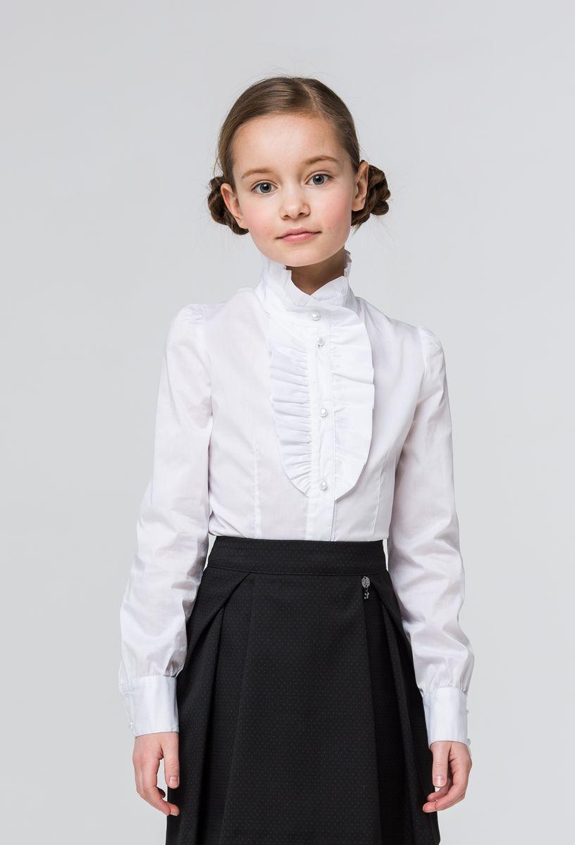 Silver Spoon Блузка для девочек. SSFSG-629-23028-200