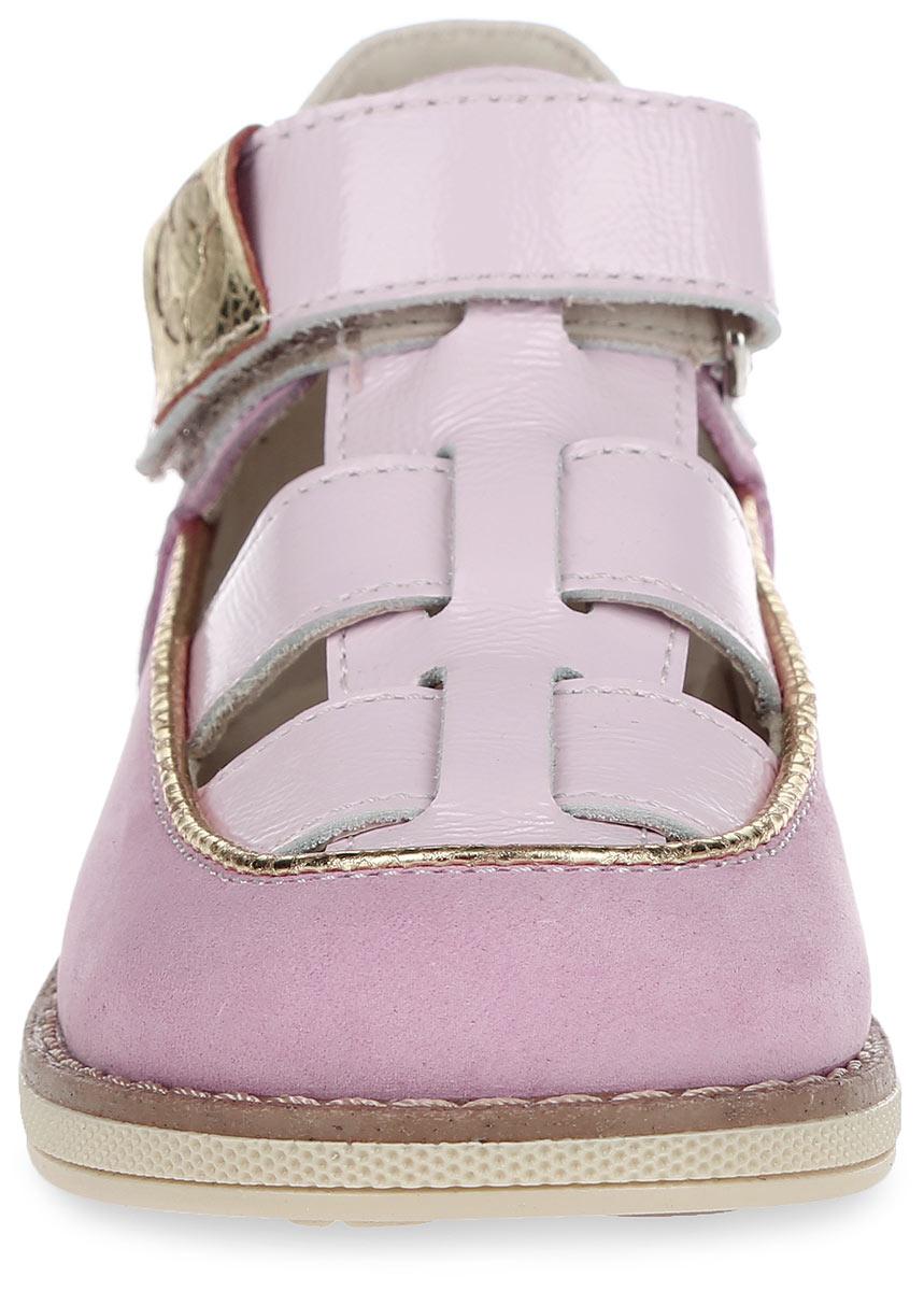 Туфли для девочки. FT-25002. 16-OL05O. 01