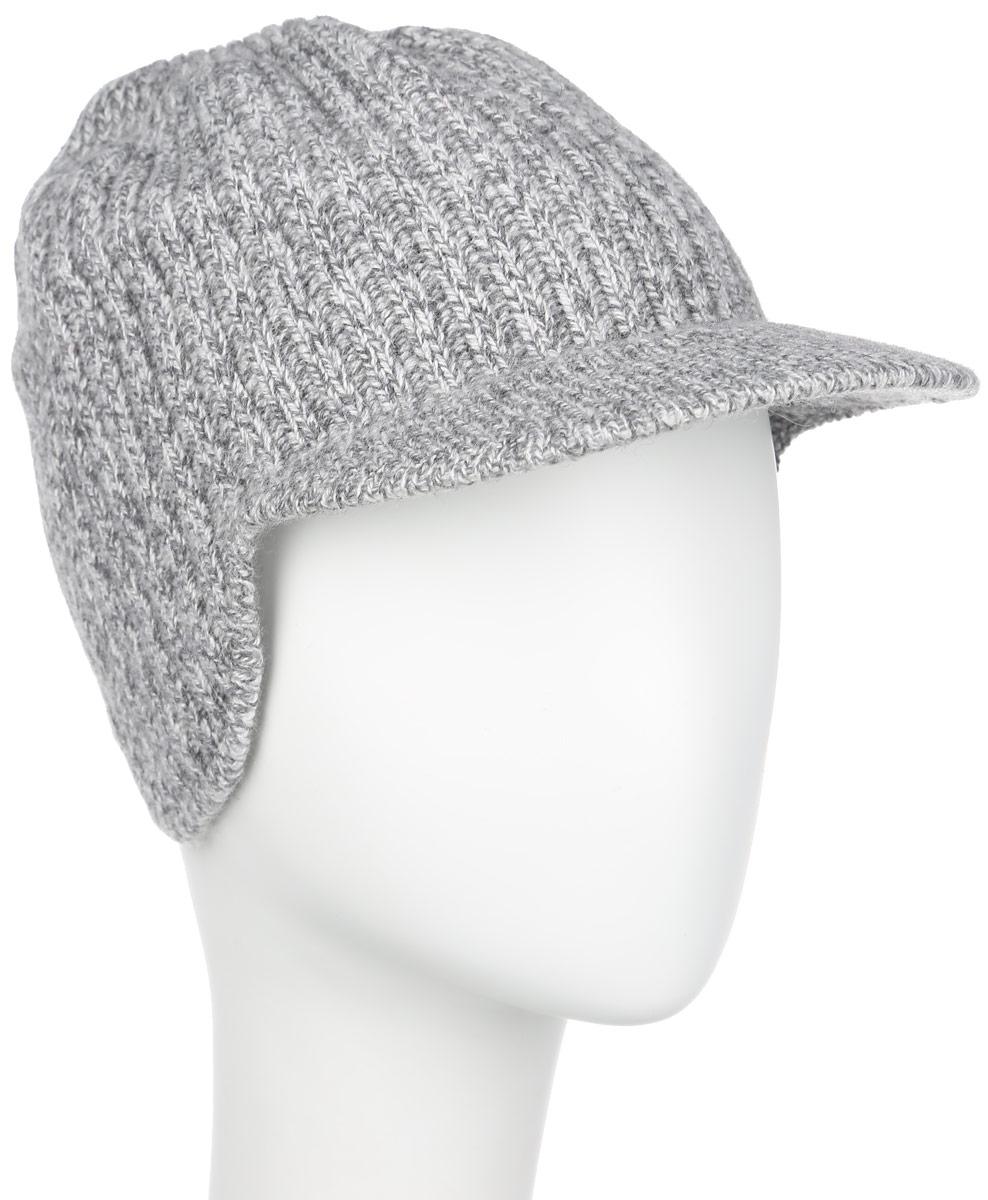 Кепка мужская Dewalt3445250Мужская шапка-кепка Canoe Dewalt дополнит ваш образ в холодную погоду. Сочетание различных материалов максимально сохраняет тепло и обеспечивает удобную посадку. Шапка-кепка связана ластиком и дополнена специальными ушками. Такая шапка составит идеальный комплект с модной верхней одеждой, в ней вам будет уютно и тепло! Изделие проходит предварительную стирку и последующую обработку специальными составами и паром для улучшения износоустойчивости, комфорта и приятных тактильных ощущений. Структура шерсти после обработок по новейшим технологиям приобретает легкость, мягкость, морозоустойчивость, становится пушистой, не продуваемой. Изделие долго сохраняет заданную форму.