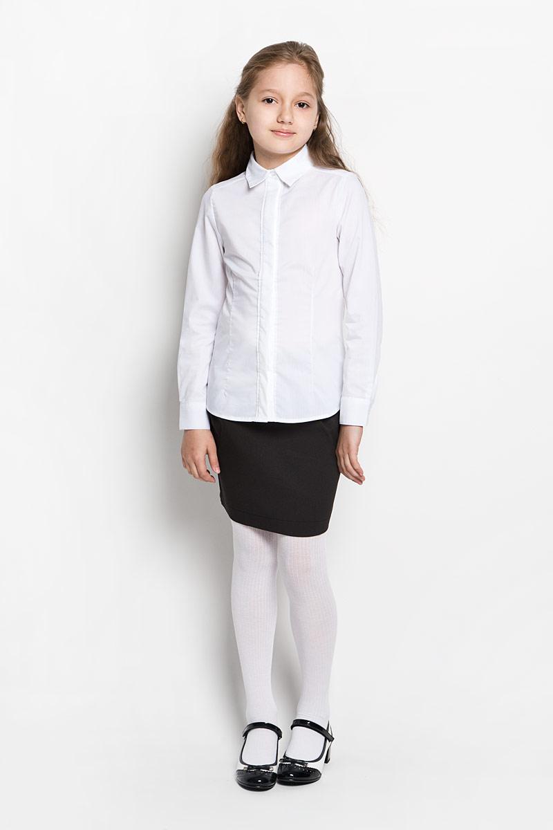Юбка62981_OLGЭлегантная юбка для девочки Orby идеально подойдет для школы. Изготовленная из костюмной ткани с добавлением вискозы, она необычайно мягкая и приятная на ощупь, не сковывает движения и позволяет коже дышать, не раздражает даже самую нежную и чувствительную кожу ребенка, обеспечивая ему наибольший комфорт. Юбка прямого силуэта сзади застегивается на потайную застежку-молнию. Скрытая эластичная резинка на талии обеспечит идеальную посадку по фигуре. Элемент декора - небольшие декоративные складки спереди, расходящиеся от пояса. Практичная особенность модели - шлица сзади, обеспечивающая удобство при ходьбе. В сочетании с любым верхом, эта юбка выглядит строго, красиво, и очень эффектно.
