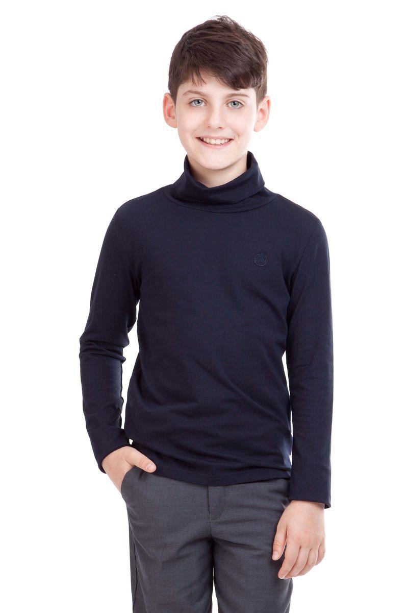 21501BSC1802Детские водолазки для школы являются базовыми в гардеробе ребенка. Школьные водолазки - отличная альтернатива текстильным сорочкам. Трикотажное полотно с эластаном обеспечивает приятное прилегание к фигуре, практичность и комфорт в носке.