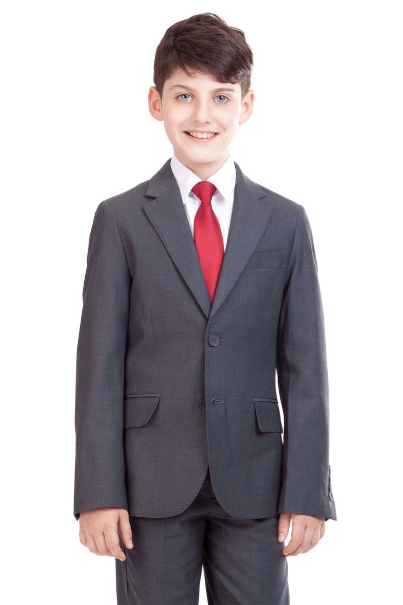 Пиджак21501BSC4802Замечательный школьный пиджак выполняет функцию главного делового атрибута ученика. Он уместен для ежедневного использования и незаменим для торжественных мероприятий. Хороший состав и качество ткани сделает длительное пребывание в пиджаке приятным и комфортным, а также обеспечит долговечность и неприхотливость в уходе. Если вы решили купить школьный пиджак для мальчика, эта модель - достойное решение.