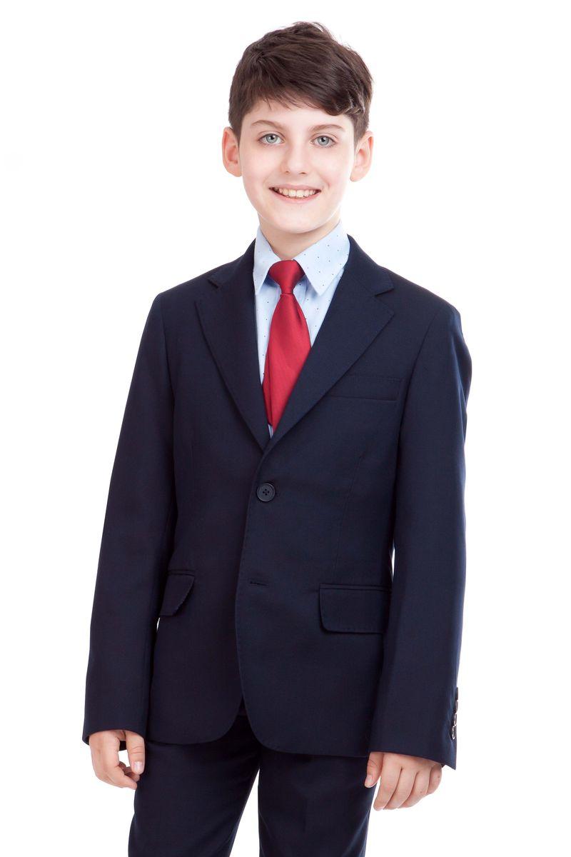 21501BSC4802Замечательный школьный пиджак выполняет функцию главного делового атрибута ученика. Он уместен для ежедневного использования и незаменим для торжественных мероприятий. Хороший состав и качество ткани сделает длительное пребывание в пиджаке приятным и комфортным, а также обеспечит долговечность и неприхотливость в уходе. Если вы решили купить школьный пиджак для мальчика, эта модель - достойное решение.