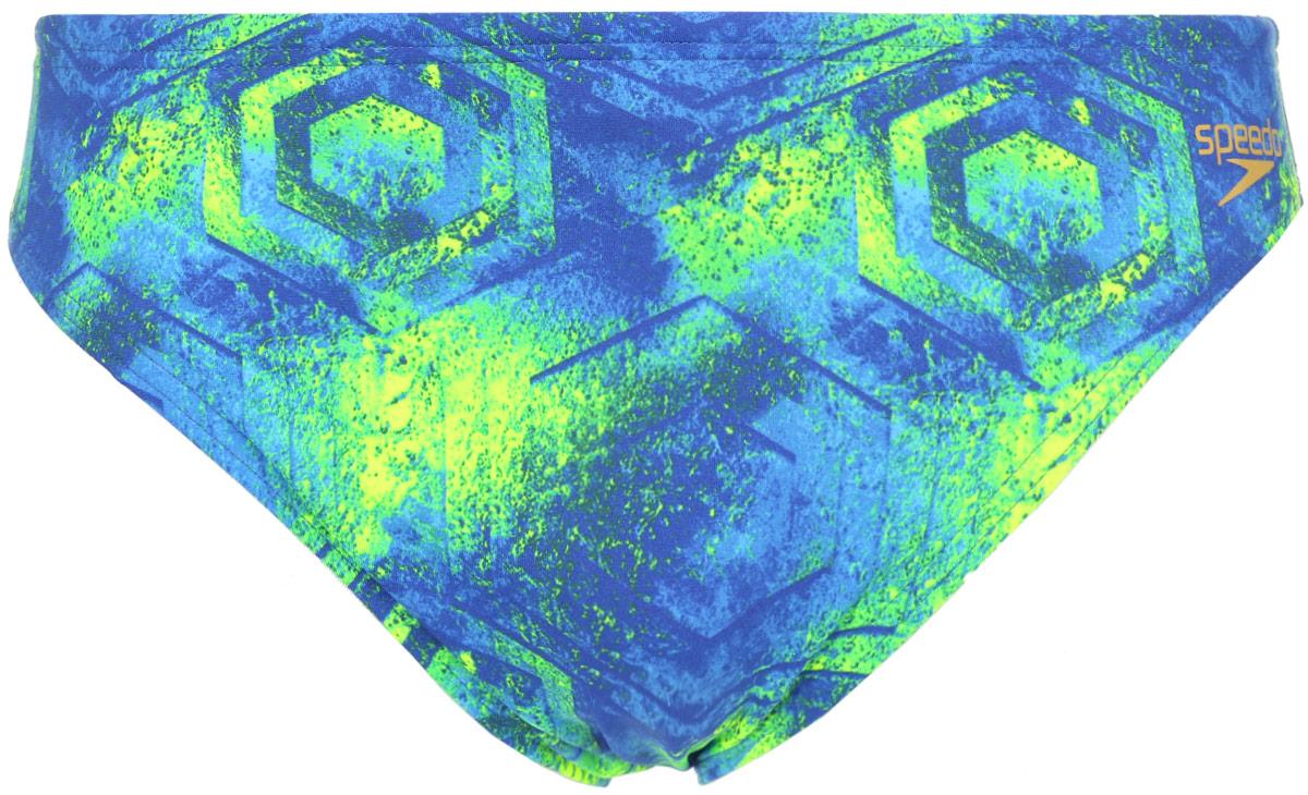 8-13073A827-A827Яркие молодежные плавки от Speedo с абстрактным принтом. Выполнены из ткани Endurance+, которая не содержит в своем составе эластомеров, тем самым являясь на 100% устойчивой к разрушительному воздействию хлора.