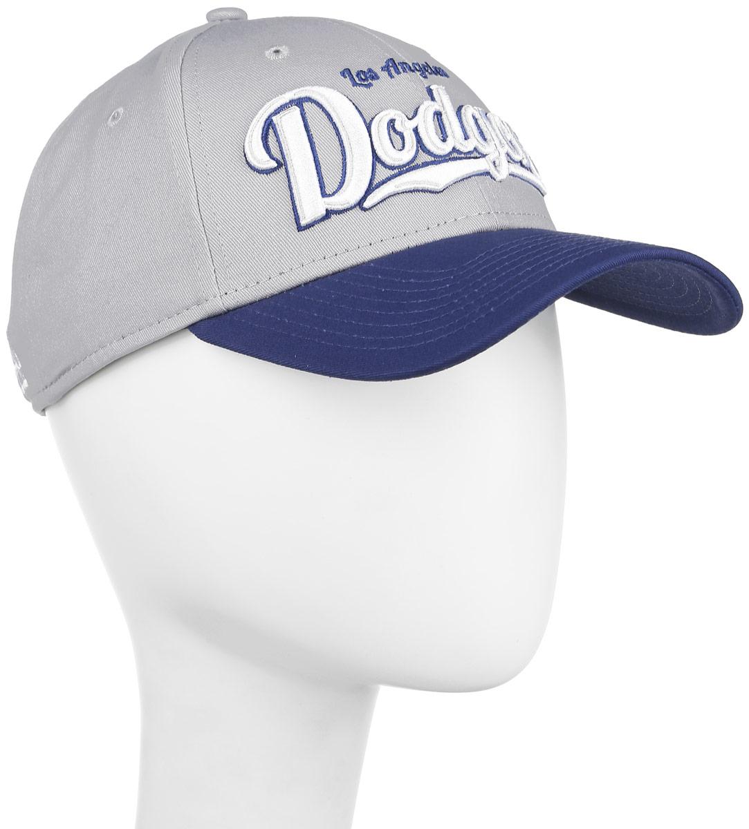 Бейсболка Los Angeles Dodgers. 10916736-TEAM10916736-TEAMСтильная бейсболка New Era Los Angeles Dodgers выполненная из высококачественных материалов, идеально подойдет для прогулок, занятий спортом и отдыха. Изделие оформлено вышитым объемным логотипом знаменитой бейсбольной команды Los Angeles Dodgers и логотипом бренда New Era. Классическая кепка, объем которой регулируется пластиковым фиксатором, станет правильным выбором. Ничто не говорит о настоящем любителе путешествий больше, чем любимая кепка. Эта модель станет отличным аксессуаром и дополнит ваш повседневный образ.