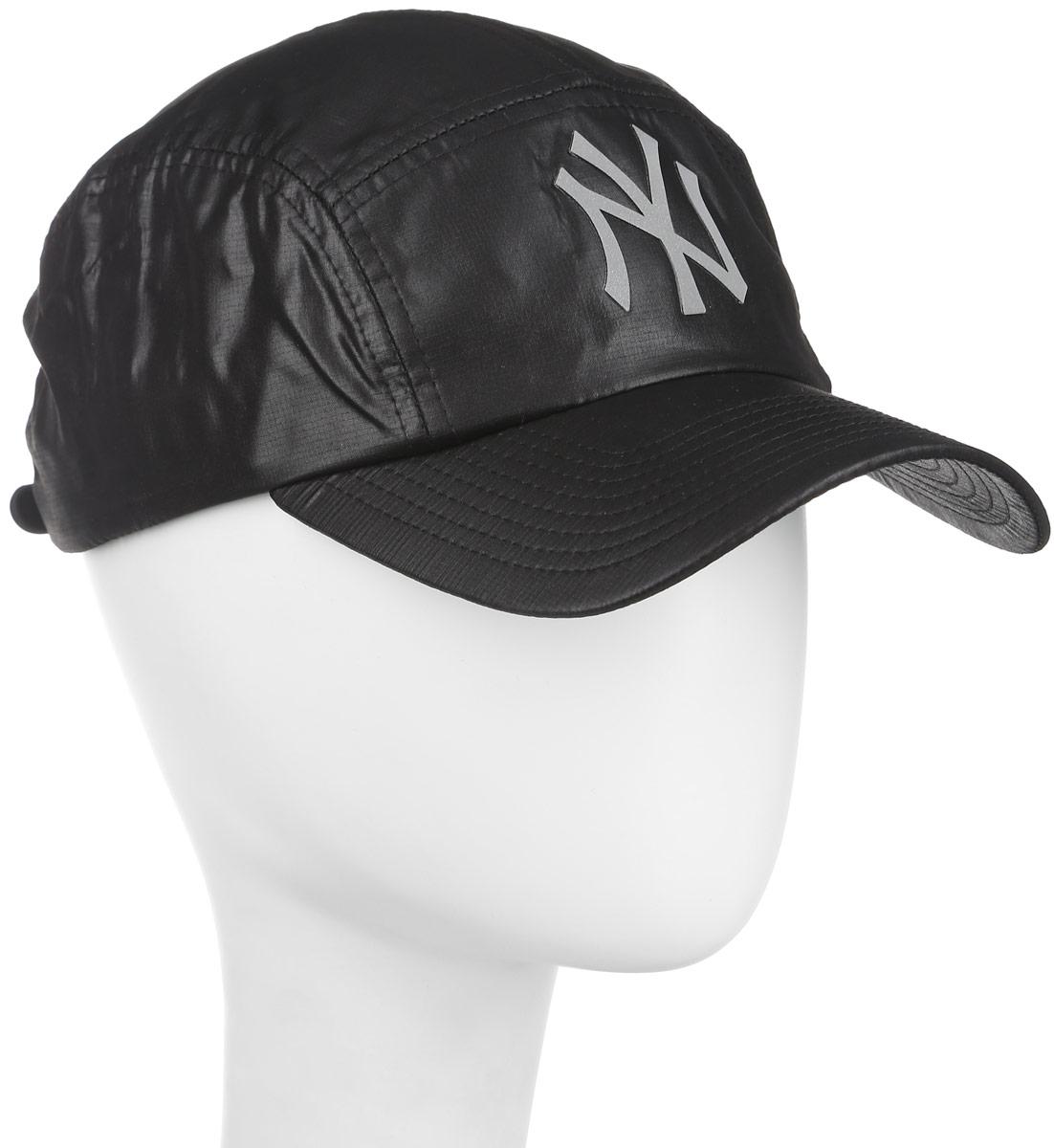 Бейсболка Rip Run. 11210211-BLK11210211-BLKСтильная бейсболка New Era Forty Flecked Trucker, выполненная из высококачественного материала, идеально подойдет для прогулок, занятий спортом и отдыха. Изделие оформлено логотипом знаменитой бейсбольной команды New York Yankees и логотипом бренда New Era. Бейсболка надежно защитит вас от солнца и ветра. Объем бейсболки регулируется липучкой. Ничто не говорит о настоящем любителе путешествий больше, чем любимая кепка. Эта модель станет отличным аксессуаром и дополнит ваш повседневный образ.