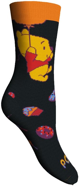 Носки женские Disney. 15800_пух15800Удобные носки Master Socks, изготовленные из высококачественного комбинированного материала, очень мягкие и приятные на ощупь, позволяют коже дышать. Эластичная резинка плотно облегает ногу, не сдавливая ее, обеспечивая комфорт и удобство. Носки оформлены принтом с изображением героев мультфильма. Практичные и комфортные носки великолепно подойдут к любой вашей обуви.