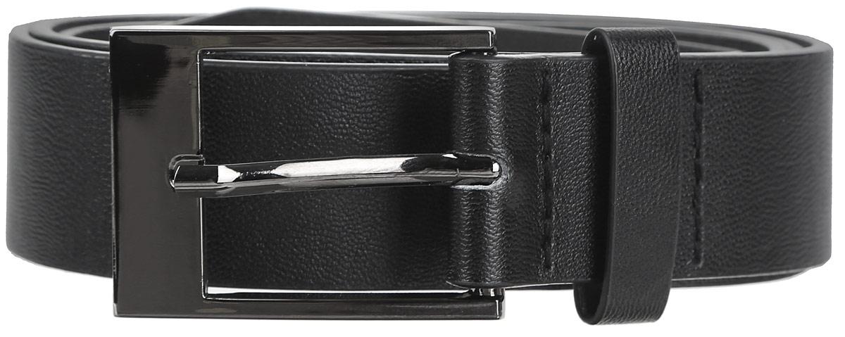 Ремень для мальчика. 21501BSC880121501BSC8801Стильный ремень для мальчика Gulliver выполнен из полиуретана и застегивается на металлическую пряжку. Такой ремень будет прекрасно сочетаться с брюками и джинсами. Он станет стильным дополнением образа вашего маленького модника. Уважаемые клиенты! Обращаем ваше внимание на тот факт, что размер изделия, доступный для заказа, равен его длине.
