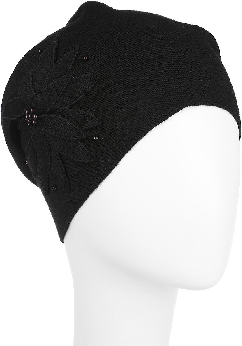 Шапка7-010-002Стильная женская шапка Flioraj отлично дополнит ваш образ в холодную погоду. Сочетание шерсти и акрила максимально сохраняет тепло и обеспечивает удобную посадку, невероятную легкость и мягкость. Шапка декорирована аппликацией в виде цветка с бусинами. Привлекательная стильная шапка Flioraj подчеркнет ваш неповторимый стиль и индивидуальность. Уважаемые клиенты! Размер, доступный для заказа, является обхватом головы.