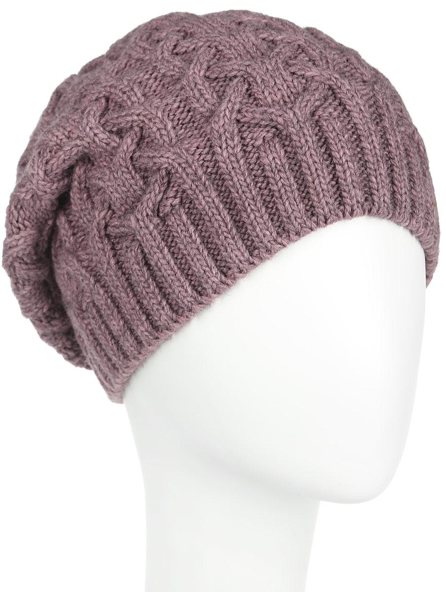 Шапка2-003-006мОригинальная женская шапка Flioraj дополнит ваш наряд и не позволит вам замерзнуть в холодное время года. Шапка выполнена из высококачественной комбинированной пряжи из шерсти и акрила, что позволяет ей великолепно сохранять тепло и обеспечивает высокую эластичность и удобство посадки. Шапка имеет эластичную резинку и оформлена вязаными объемными узорами. Такая шапка станет модным и стильным дополнением вашего зимнего гардероба, великолепно подойдет для активного отдыха и занятия спортом. Она согреет вас и позволит подчеркнуть свою индивидуальность!