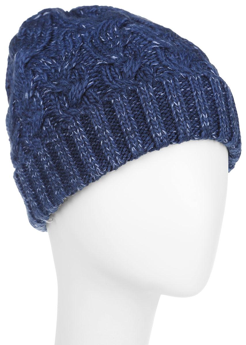 G86730Вязаная женская шапка Adidas Heavy Knit Bea идеальный вариант для тех, кто ведет активный образ жизни. Изготовленная из акрила, она мягкая и приятная на ощупь. Шапка обеспечивает отличную термоизоляцию в холодную и ветреную погоду, защищая и предотвращая от потери тепла. Модель шапки с отворотом оформлена вязаным узором, а также дополнена небольшой нашивкой с логотипом бренда. Такой стильный и теплый головной убор дополнит ваш образ и подчеркнет индивидуальность! Уважаемые клиенты! Размер, доступный для заказа, является обхватом головы.