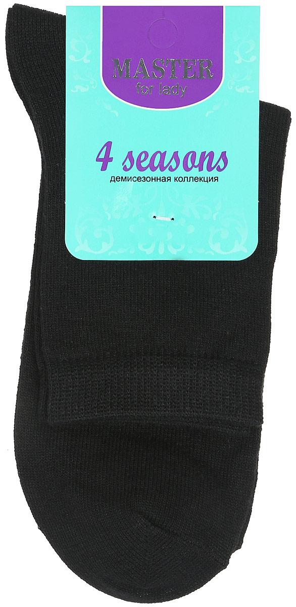 Носки55060Удобные носки Master Socks, изготовленные из высококачественного комбинированного материала, очень мягкие и приятные на ощупь, позволяют коже дышать. Эластичная резинка плотно облегает ногу, не сдавливая ее, обеспечивая комфорт и удобство. Носки с паголенком классической длины. Практичные и комфортные носки великолепно подойдут к любой вашей обуви.