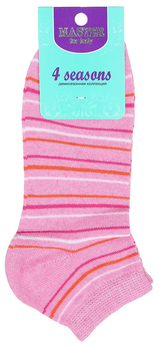 Носки55103Удобные носки Master Socks, изготовленные из высококачественного комбинированного материала, очень мягкие и приятные на ощупь, позволяют коже дышать. Эластичная резинка плотно облегает ногу, не сдавливая ее, обеспечивая комфорт и удобство. Носки с укороченным паголенком и полупрозрачными полосками на верхней части носка. Модель оформлена принтом в полоску. Удобные и комфортные носки великолепно подойдут к любой вашей обуви.