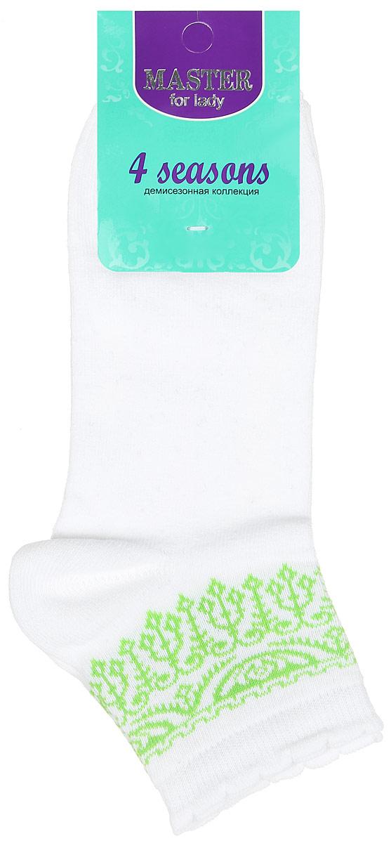 Носки55062Удобные носки Master Socks, изготовленные из высококачественного комбинированного материала, очень мягкие и приятные на ощупь, позволяют коже дышать. Эластичная резинка плотно облегает ногу, не сдавливая ее, обеспечивая комфорт и удобство. Модель с укороченным паголенком оформлена оригинальным узором. Удобные и комфортные носки великолепно подойдут к любой вашей обуви.