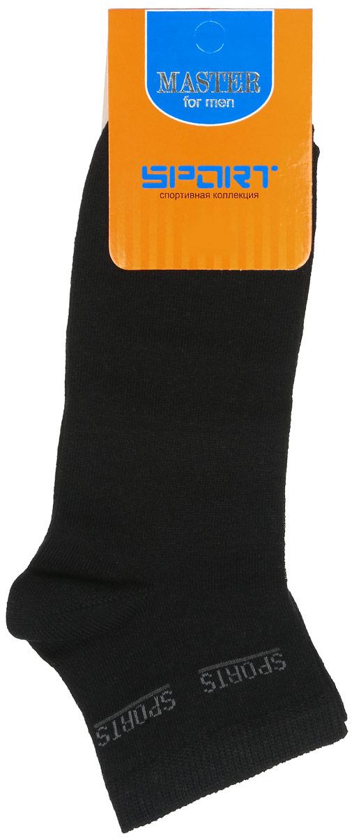 58907Удобные носки Master Socks, изготовленные из высококачественного комбинированного материала, очень мягкие и приятные на ощупь, позволяют коже дышать. Эластичная резинка плотно облегает ногу, не сдавливая ее, обеспечивая комфорт и удобство. Носки с укороченным паголенком и надписью Sports на верхней части носка. Удобные и комфортные носки великолепно подойдут к любой вашей обуви.