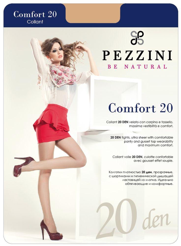 Колготки Comfort 20, Abbronzante. Co20-abCo20-ab