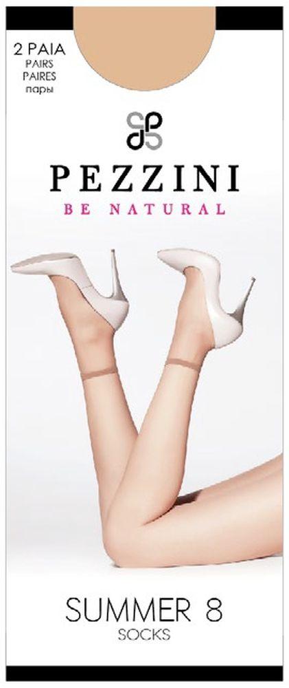 Носки женские Summer 8, 2 пары. Su8Su8-ne-unУдобные женские носки Pezzini Summer 8, изготовленные из высококачественного эластичного полиамида, идеально подойдут для повседневной носки. Входящий в состав материала полиамид обеспечивает износостойкость, а эластан позволяет носочкам легко тянуться, что делает их комфортными в носке. Эластичная резинка плотно облегает ногу, не сдавливая ее, обеспечивая комфорт и удобство и не препятствуя кровообращению. Практичные и комфортные носки с укрепленным прозрачным мыском великолепно подойдут к любой открытой обуви. В комплект входят 2 пары носков. Плотность: 8 den.