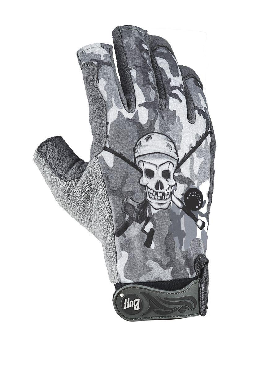 111726.937Технологичные рыболовные перчатки с фактором защиты от солнца UPF 50+, прекрасно дышат. Выполнены из прочной стрейтчевой ткани. Повторяют все изгибы кисти. Ладонь перчатки покрыта силиконовым принтом. Пальцы перчатки отрезаны на 3/4. Удлиненная манжета. Состав: 95% нейлон, 5% лайкра; принт на ладони: 100% силикон, трикотаж