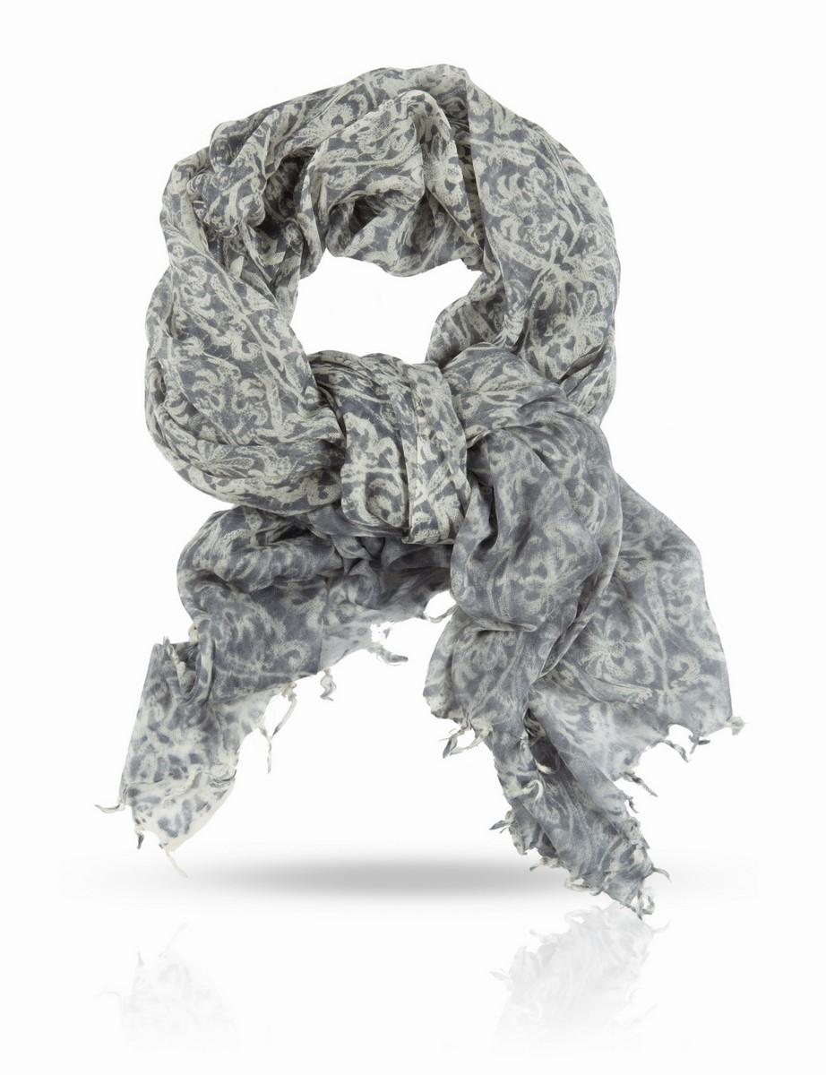 ПалантинW-WASHED/BROWNРазмытый и неопределенный, полупрозрачный импрессионистский принт этого палантина идеально сочетается с фактурой тончайшей 100% шерстяной ткани. Этот аксессуар легок, как дыхание, и как дыхание, согревает вас, если вдруг налетел прохладный ветерок. Michel Katana дарит вам истинно французский подход к цвету и качеству: это деликатная роскошь, служащая рамой для вашей красоты и защитой вашей хрупкости.