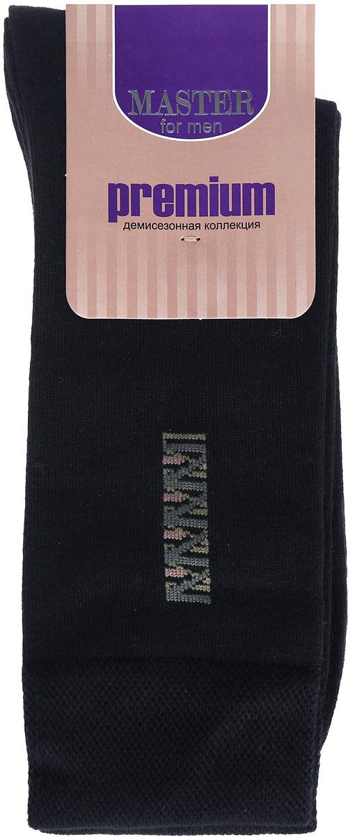 Носки58001Удобные носки Master Socks, изготовленные из высококачественного комбинированного материала, очень мягкие и приятные на ощупь, позволяют коже дышать. Эластичная широкая резинка плотно облегает ногу, не сдавливая ее, обеспечивая комфорт и удобство. Носки оформлены ненавязчивым изображением на паголенке. Практичные и комфортные носки великолепно подойдут к любой вашей обуви.