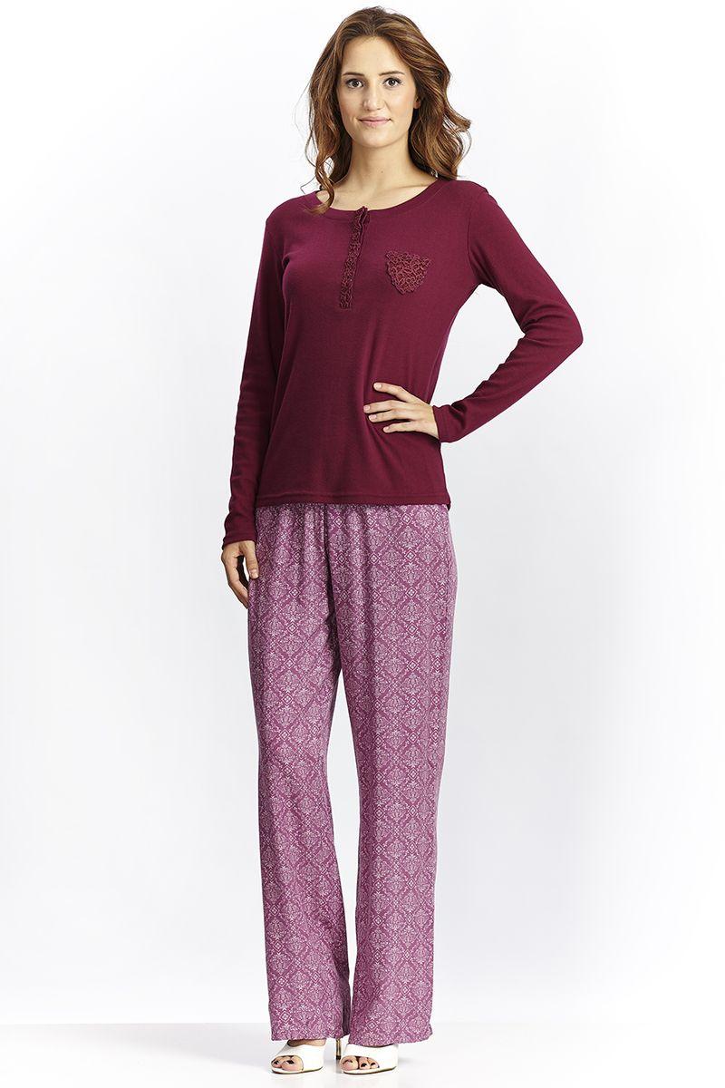 Пижама с брюками жен. 1072910729