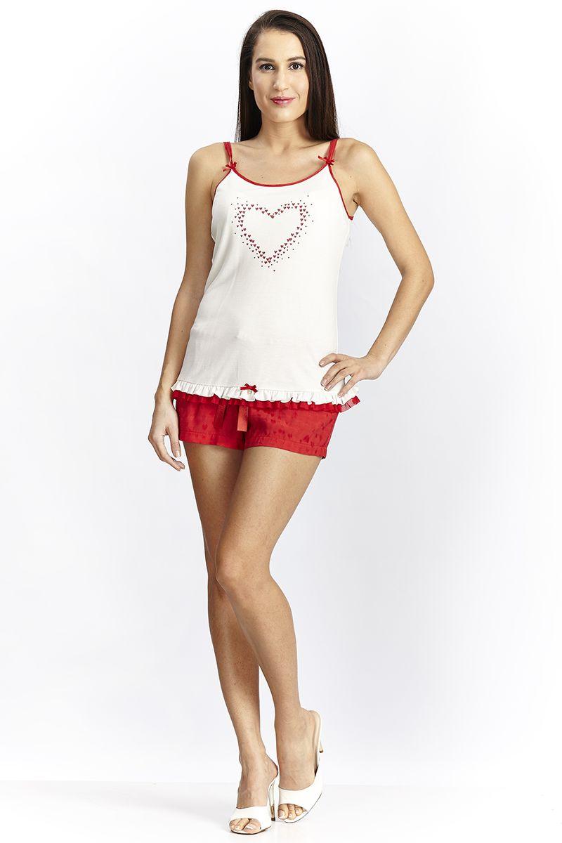 Пижама с шортами жен. 1340313403