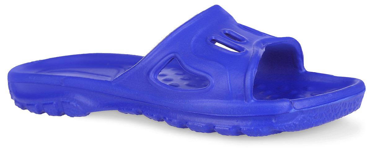 210Комфортные шлепанцы от Дюна придутся по душе вашему ребенку. Модель полностью выполнена из ЭВА материала и оформлена перфорацией для лучшей воздухопроницаемости. Материал ЭВА имеет пористую структуру, обладает великолепными теплоизоляционными и морозостойкими свойствами, придает обуви амортизационные свойства, мягкость при ходьбе, устойчивость к истиранию подошвы. Рифление на верхней поверхности подошвы предотвращает выскальзывание ноги. Гибкая подошва дополнена рифлением, которое гарантирует идеальное сцепление с любыми поверхностями. Удобные шлепанцы прекрасно подойдут для похода в бассейн или на пляж.
