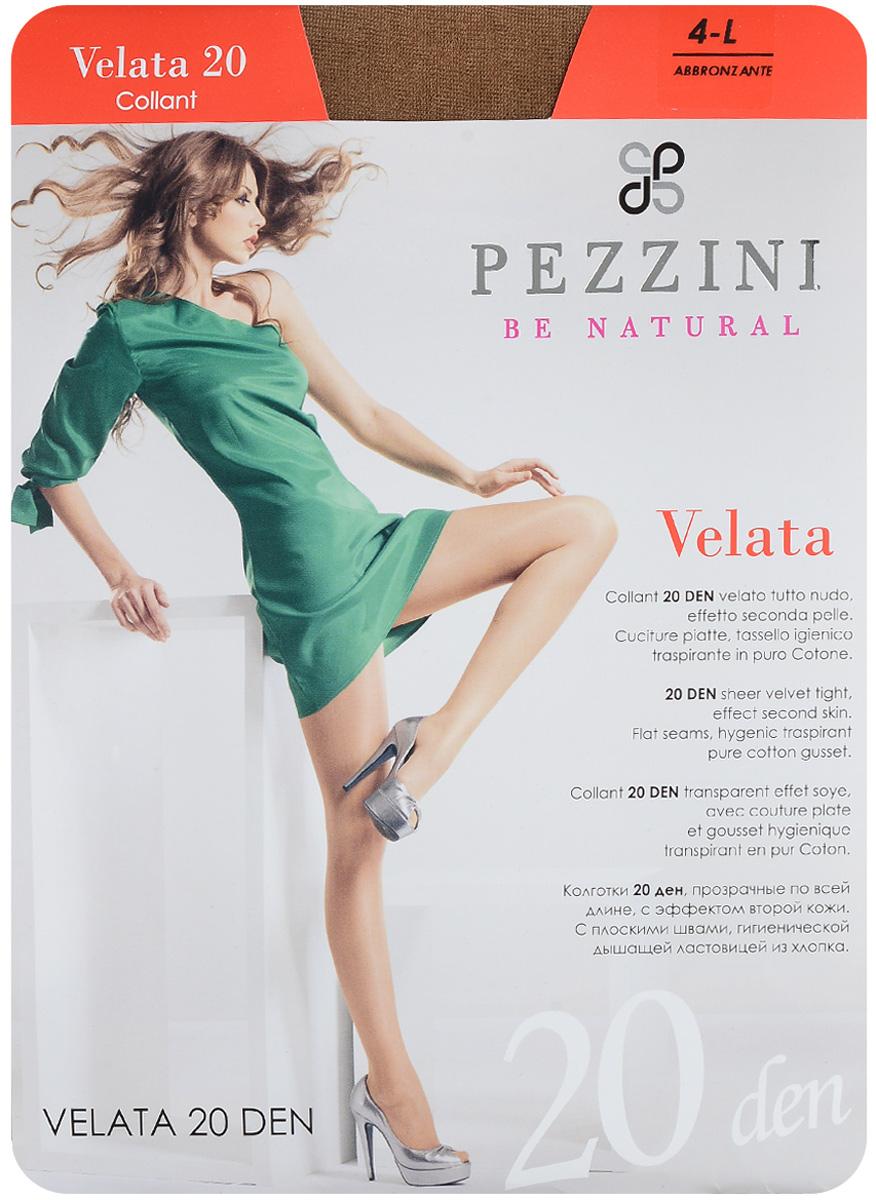 Колготки женские Velata 20. Ve20Ve20-abСтильные классические колготки Pezzini Velata 20, изготовленные из эластичного полиамида, идеально дополнят ваш образ и превосходно подойдут к любым платьям и юбкам. Тонкие шелковистые колготки с заниженной талией легко тянутся, что делает их комфортными в носке. Гладкие и мягкие на ощупь, они имеют комфортный мягкий пояс, удобные плоские швы, гигиеническую ластовицу и укрепленный прозрачный мысок. Идеальное облегание и комфорт гарантированы при каждом движении. Плотность: 20 den.