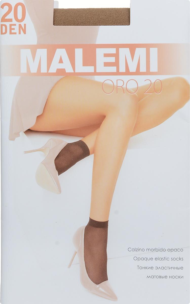 Malemi Носки женские Oro 20, 2 пары. 9062