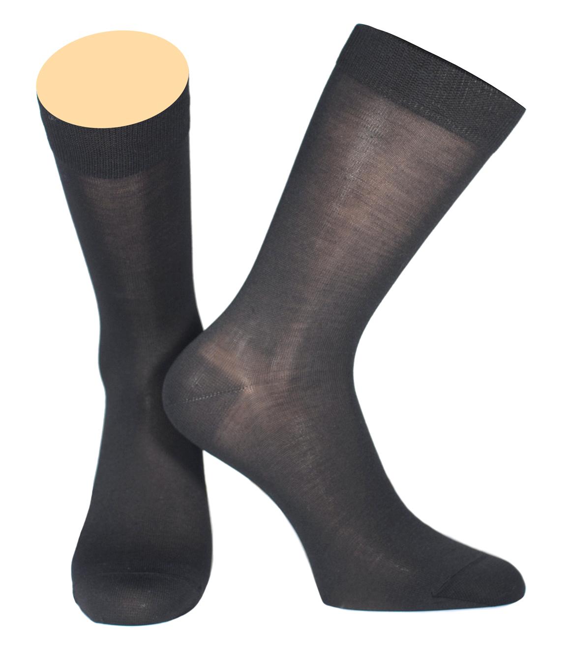 141/01Мужские носки Collonil изготовлены из мерсеризованного хлопка. Носки с удлиненным паголенком. Широкая резинка не сдавливает и комфортно облегает ногу.