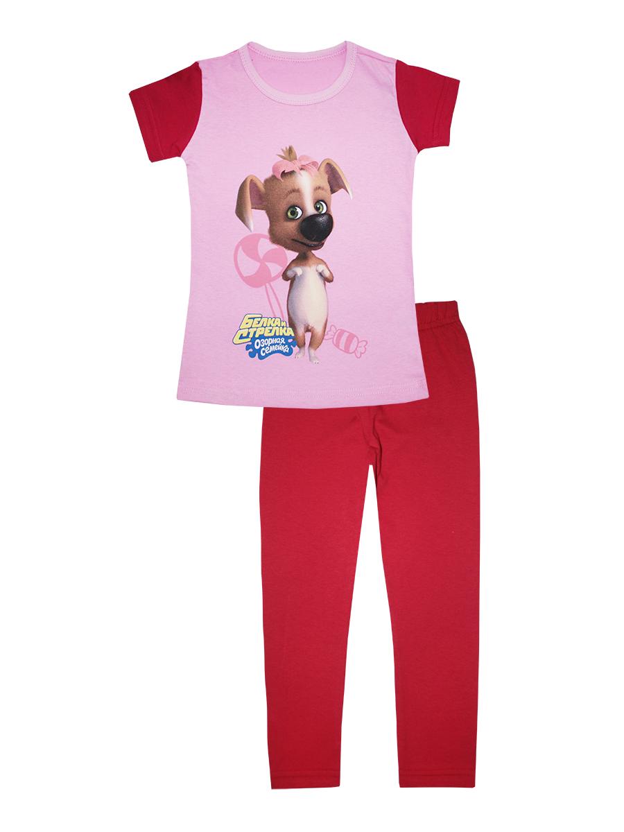 Пижама Для девочек. 1600416004