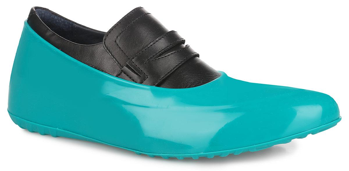Галоши на обувь женские. WWBL 21Стильные женские галоши предназначены для защиты обуви без каблука. Модель выполнена из силикона с добавлением резины. Галоши легко надеваются на обувь и принимают ее форму. Они защищают обувь от влаги, грязи, снега, соли и песка. Также галоши оберегают заднюю часть обуви от повреждения при нажатии на педали автомобиля. Галоши легко моются и быстро сохнут. Рифление на подошве обеспечивает отличное сцепление с любой поверхностью. Модные галоши не только защитят вашу обувь, они помогут изменить ее внешний вид, сделав его более эффектным.
