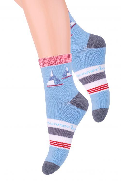 014 (CG146)/014 (CF146)/014 (CE146)Hоски для мальчиков, для повседневной носки. Удобные и мягкие. Изготавливаются из хлопка высшего качества. Модели в спортивном или классическом стиле, с детскими аппликациями. Хлопок:72%; полиамид: 22%; полипропилен: до 3%; эластан: 2%; эластодиен: 1%