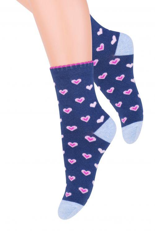 Носки для девочки. 014 (DO203)014 (DO203)/014 (DN203)/014 (DM203)Хлопковые носки для девочек, для повседневной носки. Выпускаются в нескольких цветовых сочетаниях, из хлопка высшего качества. Удобные и мягкие. Хлопок:72%; полиамид: 22%; полипропилен: до 3%; эластан: 2%; эластодиен: 1%